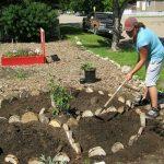 Food-growing project in Saskatchewan