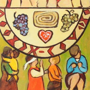 Artwork for the World Day of Prayer 2019 Slovenia