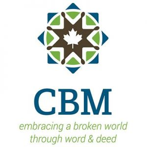 Canadian Baptist Ministries logo