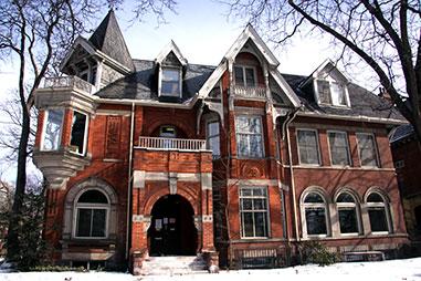 WICC head office in Toronto Ontario Canada