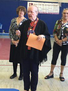 Glenda Klein, WICC 100, Lindsay, Ontario