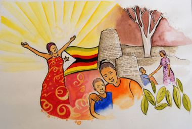 World Day of Prayer Artwork