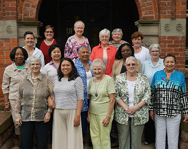 The team of WICC - Women's Inter-Church Council of Canada