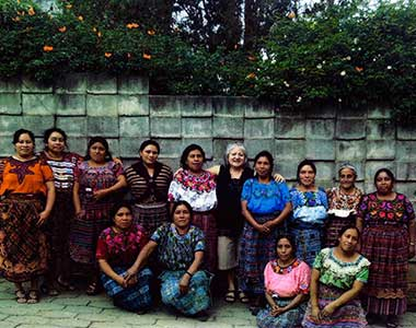 Totonicapan Midwives in Guatemala